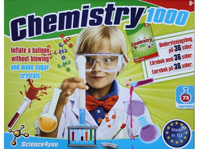 Science 4 You - Chemistry  1000