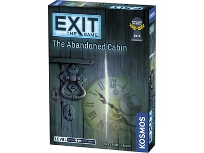 EXIT 1 - The Abandoned Cabin