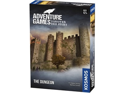 Adventure Game - The Dungeon