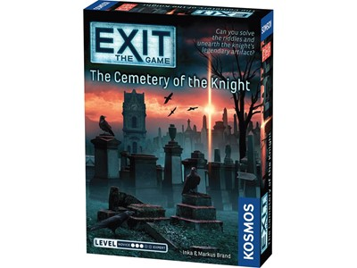 EXIT - The Cementery of the Knight