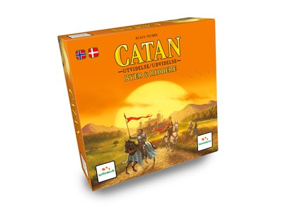 Catan - Byer og Ridder