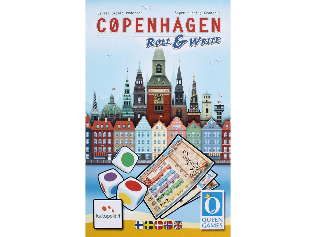 Copenhagen - Roll & Write