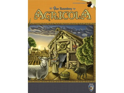 Agricola - The 17th century: Not an easy period for