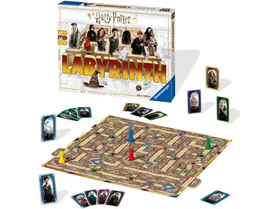 Harry Potter - Labyrinth engelsk udg.