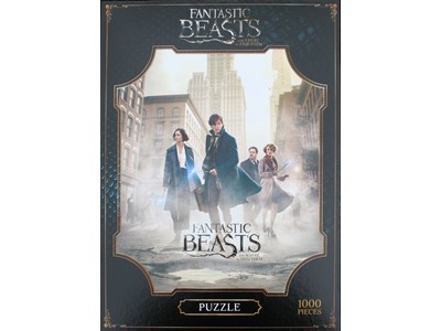 Harry Potter - Fantastic Beasts and where to find them
