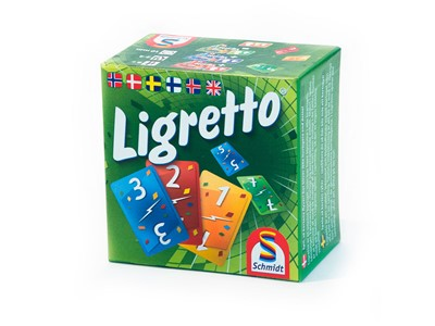 Ligretto - Grøn
