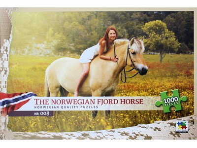 The Norwegian Fjord Horse, Norge