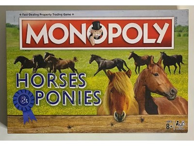 Monopoly - Horses and Ponies