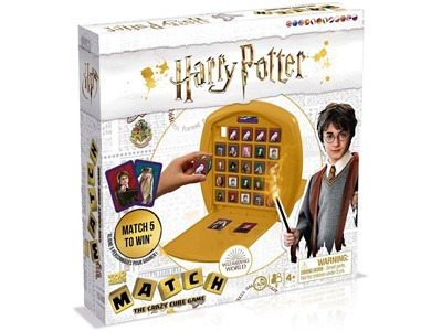 Harry Potter - Top Trumps Match