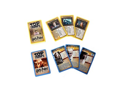 Harry Potter - Top Trumps Huffelpuff