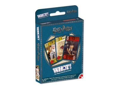 WHOT - Harry Potter Card game