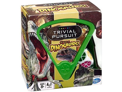 Trivial Pursuit Dinosaurs