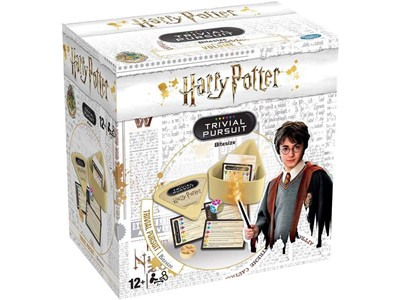Trivial Pursuit - Harry Potter 600 spørg