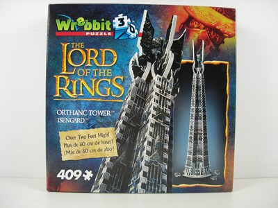 The Lord of The Rings Orthanc Tower Isengard
