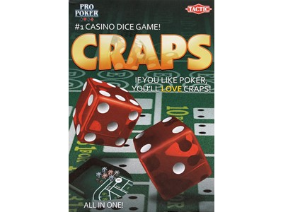 Craps. 1 Casino Dice Game - If you like poker, youll love Craps