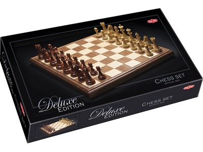 Chess Deluxe Set Skak