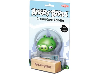 Angry Birds Minion Pig - Tillægsspil til Angry Birds Action Game