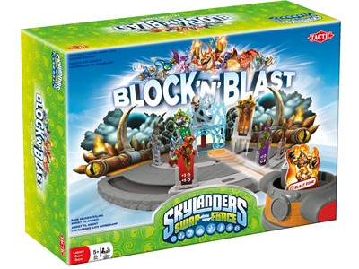 Skylanders Swap-Force Block'n'Blast Game