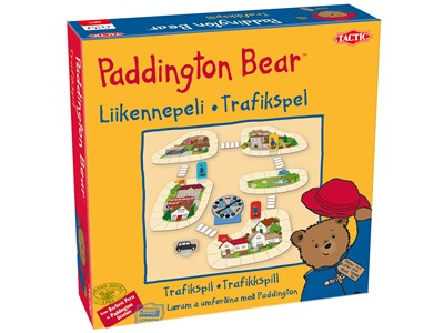 Paddington Bear Trafikspil