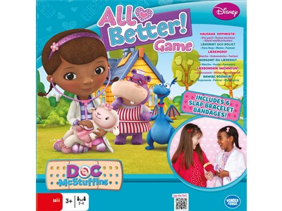 Doc McStuffins All Better Game