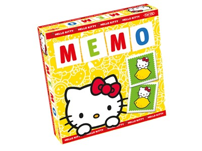 Hello Kitty Memo