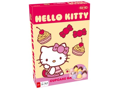 Hello Kitty Cupcake Game
