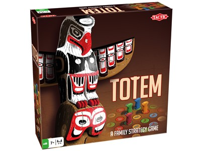 Totem, et familie strategispil