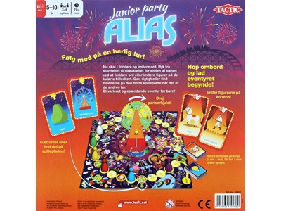 Alias, Junior party