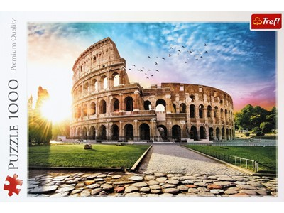 Sundrenched Colosseum