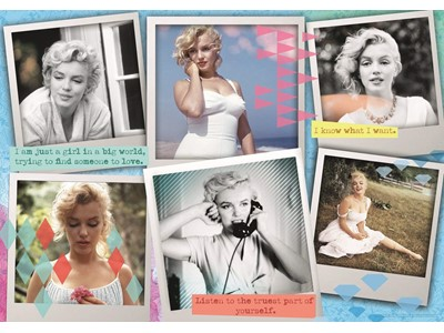 Photographs of Marlyn Monroe