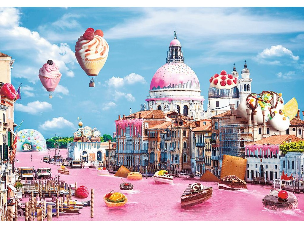 Venice - Funny Cities