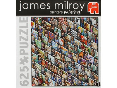 James Milroy Painters painting