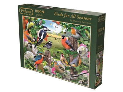Birds for All Seasons
