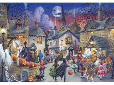 Halloween by Tony Ryan