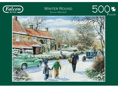 Winter Round by Trevor Mitchell