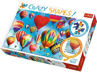 Colorful ballons - Crazy Shapes