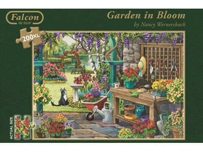 Garden in bloom XL