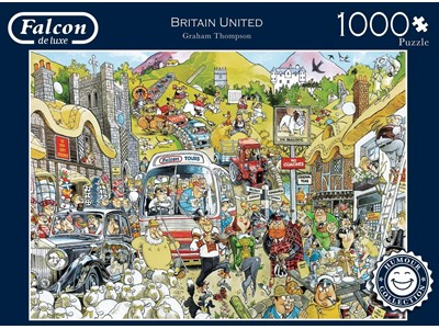 Britain United by Graham Thompson Humour Collection