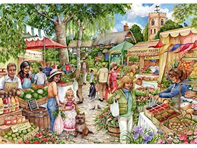 Farmers Market by Debbie Cook