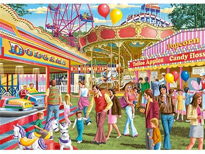 Fun at the Fair - Victor McLindon