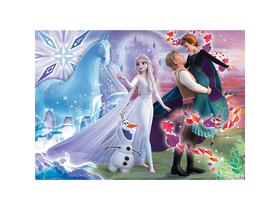 Frozen 2 - Magic sisters world