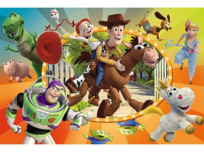 Toy Story 4 - In the world of toys