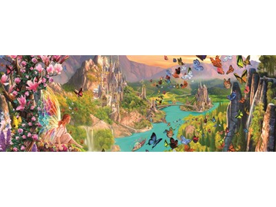Fairy land - Panorama