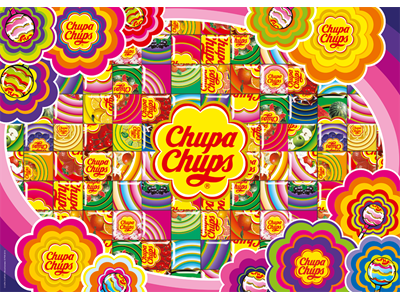 Chupa Chups Colourful