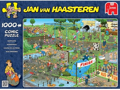 Mudracers - Jan van Haasteren