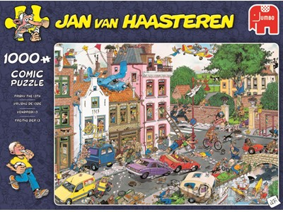 Friday the 13th - Jan van Haasteren