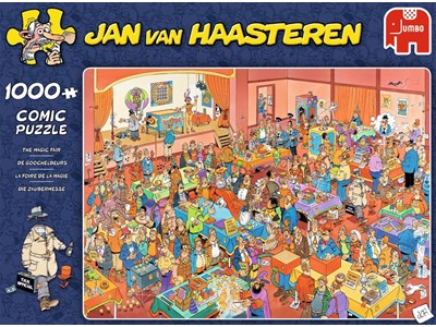 Magic Fair - Jan van Haasteren