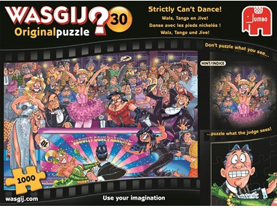 Wasgij? 30 Strictly Can't Dance!