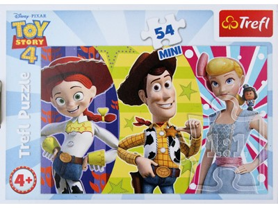 Toy Story Woody, Jessie og Barbie