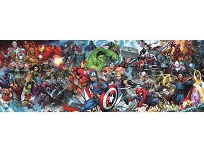 Join the Marvel Universe - Panorama